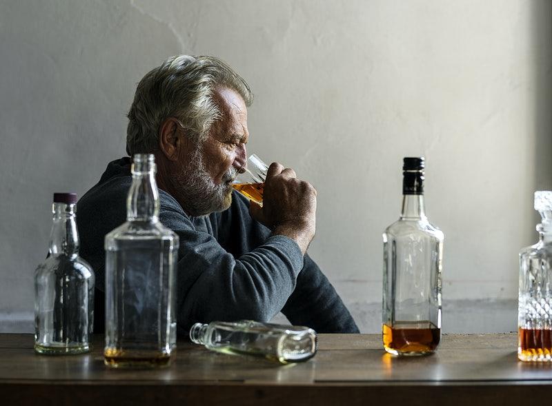 liquor reliance