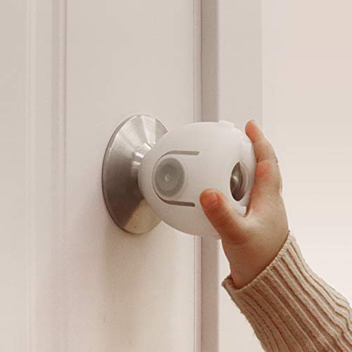 best door knob safety covers